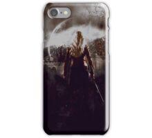The Savior  iPhone Case/Skin