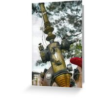 Fully Charged  Greeting Card