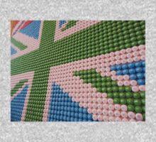 M&M World - UK Flag One Piece - Long Sleeve