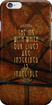 Lives Inscribed In Ink by phoenix-cry