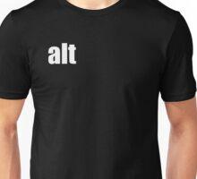 Alt Unisex T-Shirt