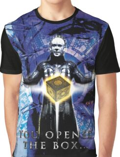 "Pinhead Hellraiser ""You Opened the Box..."" Graphic T-Shirt"