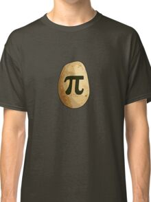 Potato Pi Classic T-Shirt