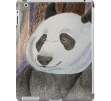 Panda Bear iPad Case/Skin