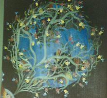 Rejuvianating World by Suzanne Boffey