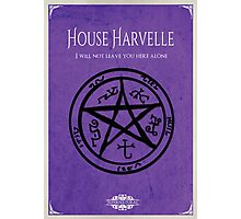 House of Harvelle Photographic Print