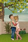 I Remember Our First Hug by Liam Liberty