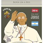 Pope Francis by Chris Rees