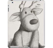 Stuffed Toy Reindeer iPad Case/Skin