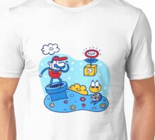 Quiet day at the kingdom Unisex T-Shirt