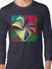 Color Flash Long Sleeve T-Shirt