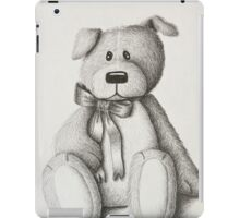 Stuffed Toy Dog iPad Case/Skin