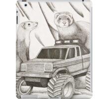 Ferret Still Life iPad Case/Skin