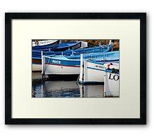 Hull 2 Framed Print