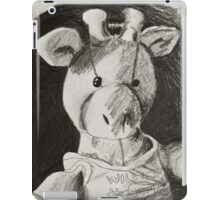 Willy Giraffe iPad Case/Skin