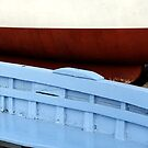 Painted Hulls by Lance Shepherd