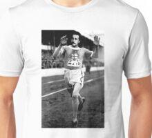 Albert Einstein, well done!  Unisex T-Shirt