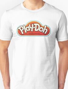 Vintage Play-Doh logo T-Shirt