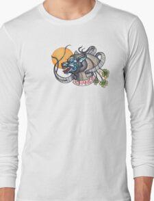 changing werewolf Long Sleeve T-Shirt