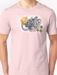 changing werewolf T-Shirt