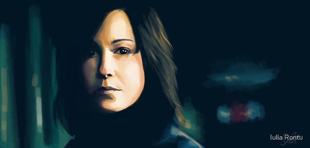 Jody Mills by Iulia Rontu