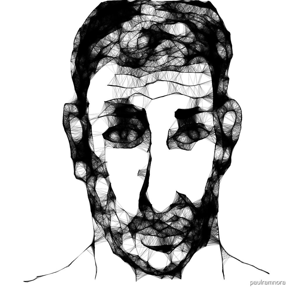 Self-portrait/imaginary -(150313)-  Program: The Scribbler by paulramnora
