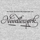 Needlework by JenSnow