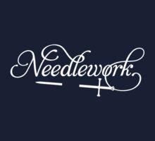 Needlework (white) Kids Clothes