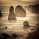 Australia - Great Ocean Road - I by lesslinear