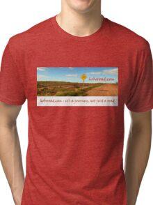 hoboroad.com_logo1 Tri-blend T-Shirt
