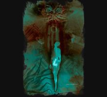 """""""The Gate"""" surrealistic art Unisex T-Shirt"""