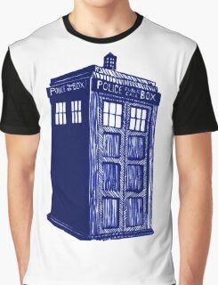 T.A.R.D.I.S. Graphic T-Shirt