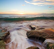 Gunnamatta Back Beach by Nick Skinner