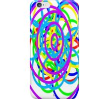The circles  iPhone Case/Skin