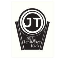 JT & the Tennessee Kids Art Print