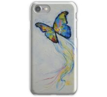 Opal Butterfly iPhone Case/Skin