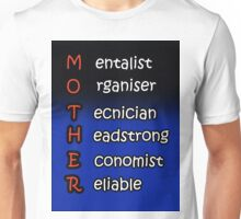MOTHER Unisex T-Shirt