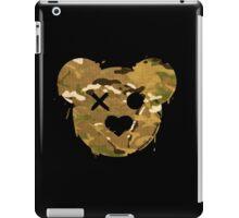 TACTICAL TEDDIES (MTP) iPad Case/Skin