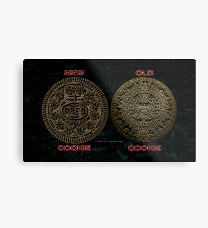 COOKIE-0013 Metal Print