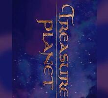 Treasure Planet  by lindsaylokalia