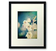 Cherryblossom a la Chinoise Framed Print