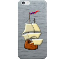 Ship Ahoy iPhone case iPhone Case/Skin