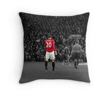 Robin Van Persie Throw Pillow