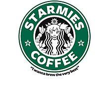 Starmies Coffee Photographic Print