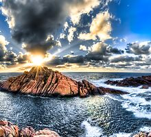 See the Light - Canal Rocks by Tyson Battersby