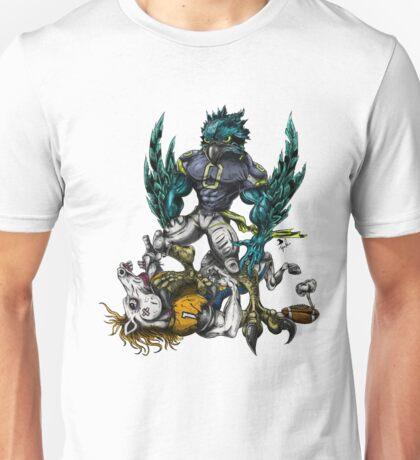 The Hawk Beatdown Unisex T-Shirt