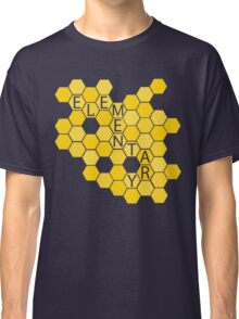 A Study in Honeycomb: Elementary Classic T-Shirt