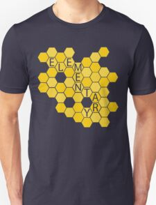 A Study in Honeycomb: Elementary T-Shirt