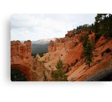 Bryce Canyon National Park,Utah... Canvas Print