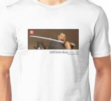 Rotund-San: Now in Widescreen Unisex T-Shirt